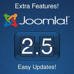 جوملا 2.5 منتشر شد
